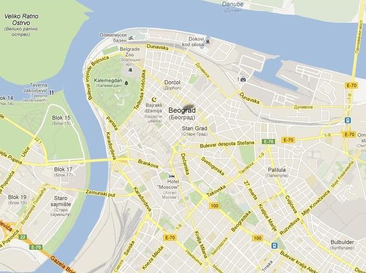 Wiesci Z Belgradu Ciekawe Jak Teraz Wyglada Belgrad