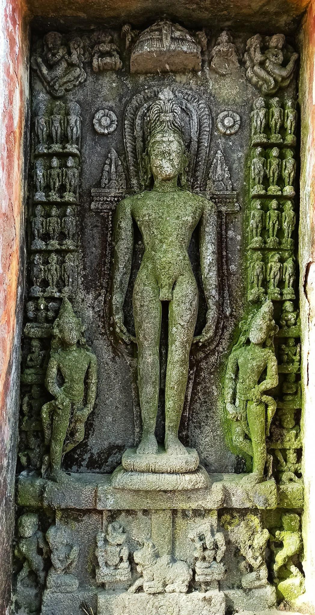 The forgotten Jain heritage of Pakbirra and Purulia