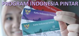 program indonesia pintar beasiswa miskin tidak mampu