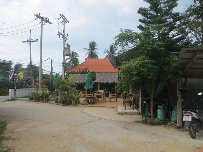 Кафе Jano на Самуи, Маенам