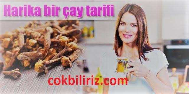 Ebru Şallı'nın Çok Özel Zayıflama Çayı Tarifi