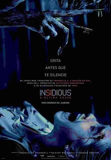 Insidious, A Última Chave