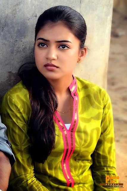 South Indian Actress Nazriya Nazim Childhood Photos