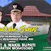 H. Suwondo Yudhistiro, S.Sos. M.Ag., Mengucapkan Selamat