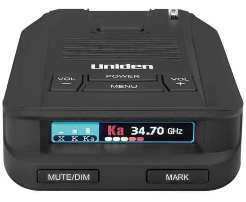 Uniden DFR9BLK Super Long Range Laser/Radar Detector