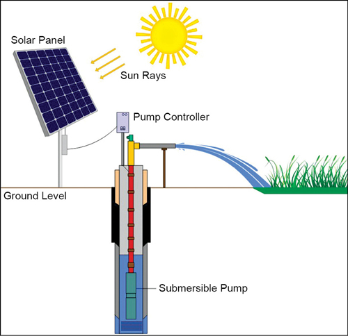 Solar powered smart irrigation system engineering students how it was before and why is it important sciox Image collections