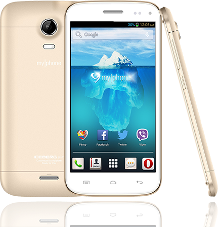 MyPhone ICEBERG Slim