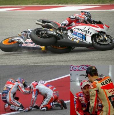 Usai Hantam Dovi, Pedrosa Peringatkan Penyelenggara MotoGP: Winglet Berbahaya!