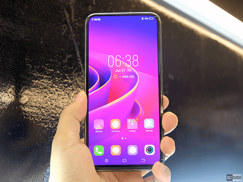 Meet the Vivo APEX 2019 - Button and Portless Future?
