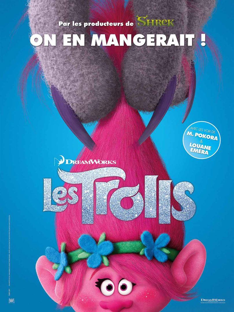 cartel de pelicula trolls