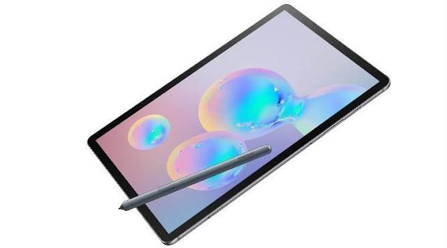 أصبح Samsung Galaxy Tab S6 متاحًا مع ذاكرة وصول عشوائي حتى 8 جيجابايت | تعرف على السعر والميزات كاملة