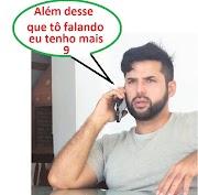 Waldir Neto, o Homem dos 10 celulares, tá se achando a última Coca Cola de Lago da Pedra