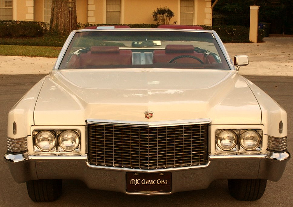 During This Decade Cadillac Styling Became More Graceful And Restrained As Bill Mitchell Gradually Unified The Design