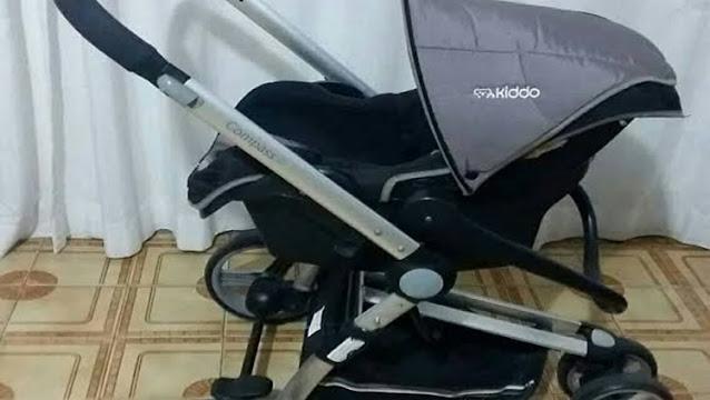 TRAGÉDIA: Bebê morre asfixiado enquanto dormia em carrinho