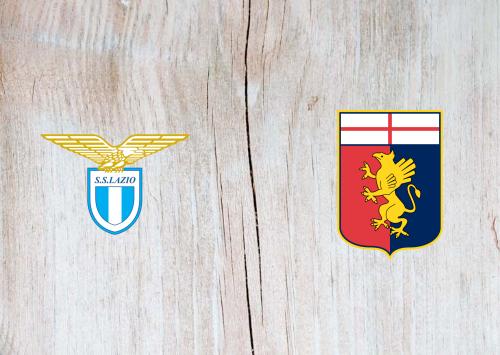 Lazio vs Genoa -Highlights 02 May 2021