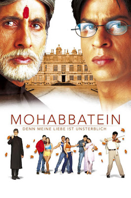 Mohabbatein (2000) Hindi Movie Download in 480p | 720p GDrive
