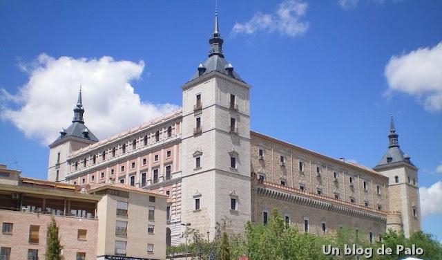 Alcazar de Toledo, excursión desde Madrid