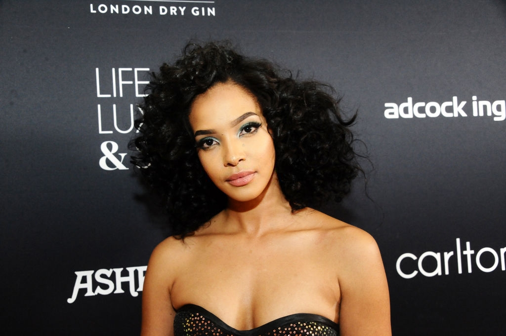 Liesl Laurie during the SA Style Awards on November 17, 2019 in Johannesburg, South Africa. Mzansi's most fashionable stars gathered at the Sandton San Deck for the prestigious 2019 SA Style Awards ceremony. The awards are a showcase of South Africa's creative business' most effective influencers. (Photo by Oupa Bopape/Gallo Images via Getty Images)