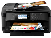 Epson WorkForce WF-7710 driver download for Windows, Mac, Linux