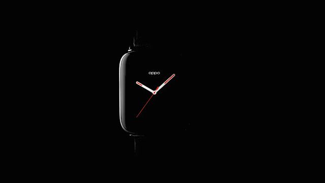 Oppo SmartWatch Leak With Curved Screen and 3D Glass