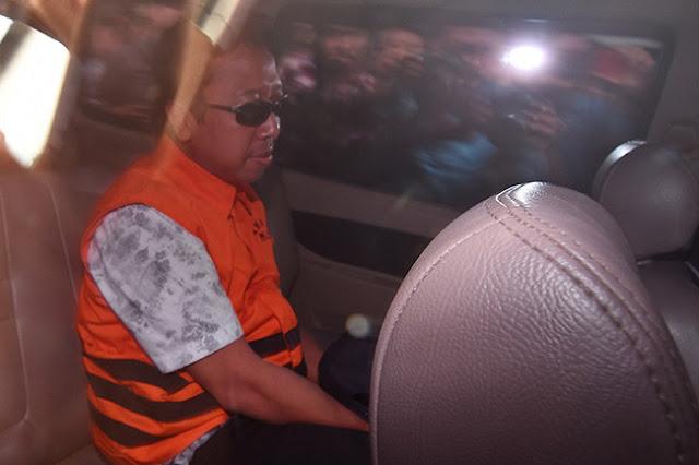 Selama di Tahanan KPK, Rommy Susah Tidur