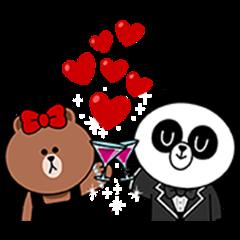 CHOCO & ปังโย่ คู่รักเลิฟๆ