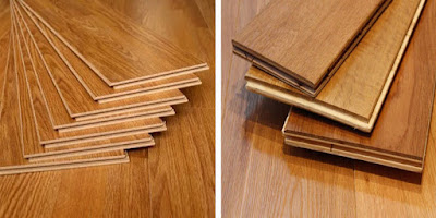 Jual kayu laminated
