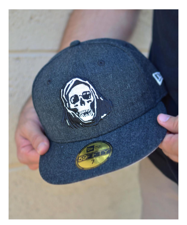 "9318d54120af9 Hat Club Fear City Caps. Before Giuliani ""Disneyfied"" NYC ..."