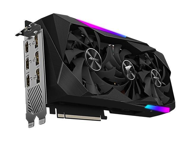 AORUS GeForce RTX 3070 MASTER 8G Review 3