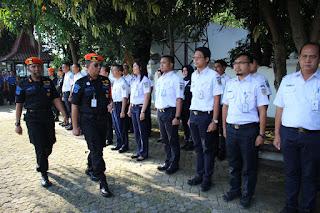 PT KAI Dop 3 Cirebon Siap Melayani Penumpang Secara maksimal Di Musim Mudik dan balik Lebaran 2019