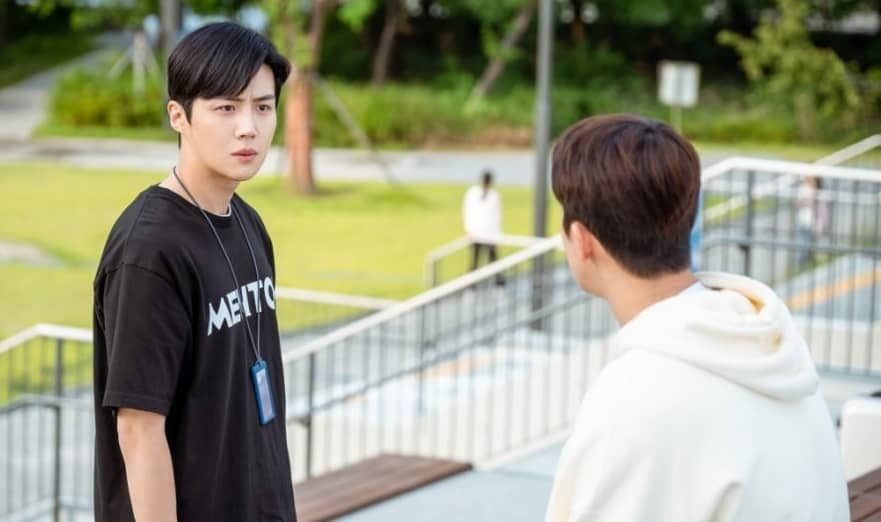 second lead syndrome`s aura On Fans Mind