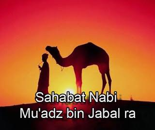 Kisah-Teladan-Riwayat-Biografi-Sahabat-Nabi-Muadz-bin-Jabal-ra