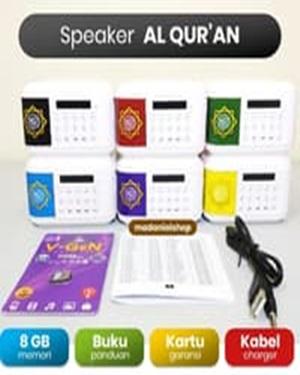 Speaker Quran Alquran Digital Bluetooth