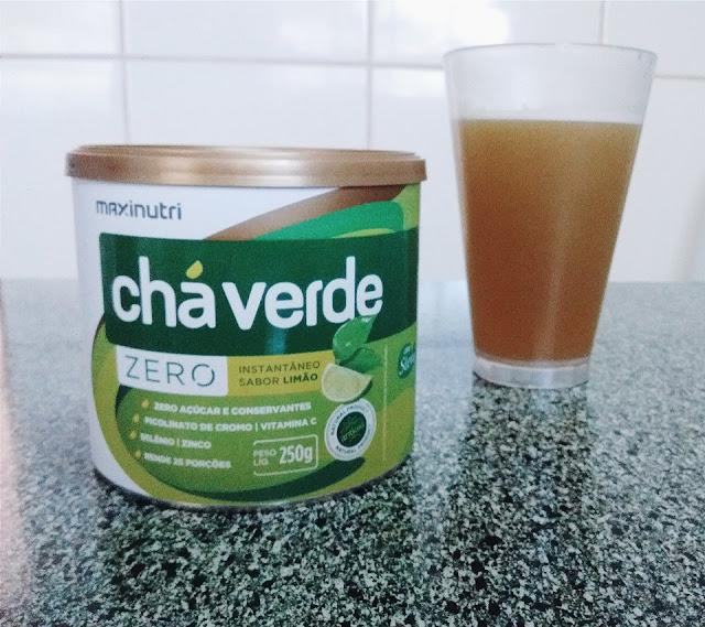 Chá verde Maxinutri, saiba tudo sobre