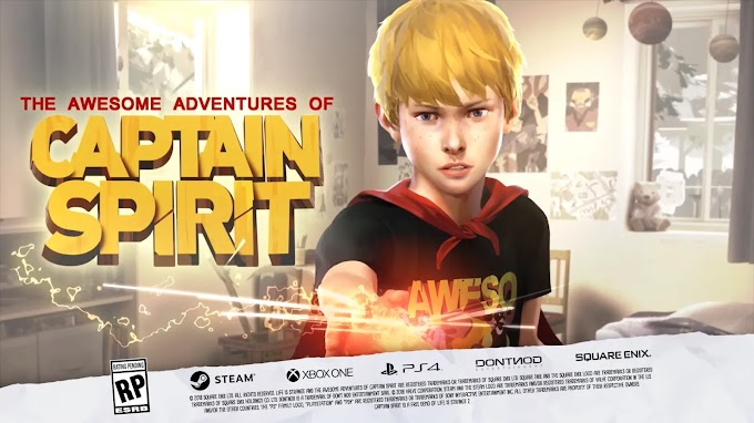 The Awesome Adventures of Captain Spirit - İnceleme