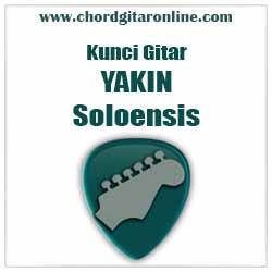 Chord Soloensis Yakin