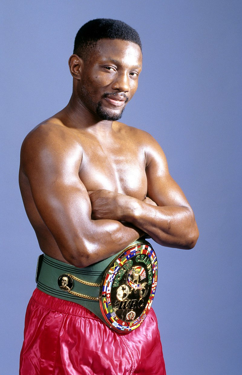 "Pernell ""Sweet Pea"" Whitaker"