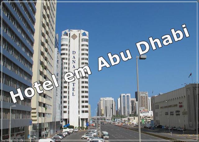 Al Diar Dana Hotel em Abu Dhabi