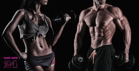 كيفية شد عضلات البطن ( les muscles abdominaux )