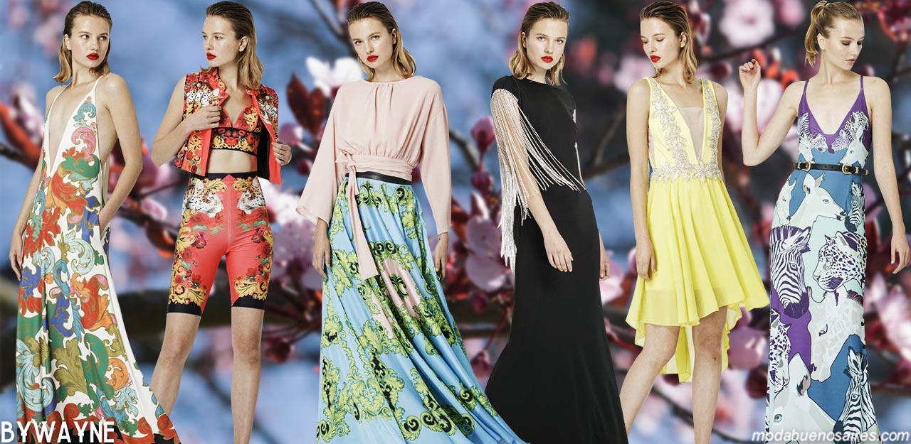 Vestidos primavera verano 2020. Moda primavera verano 2020.