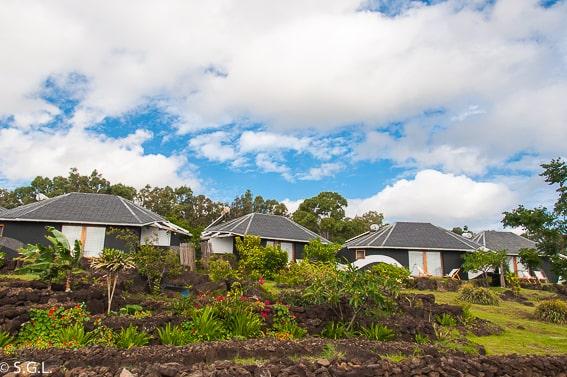 Hotel Altiplánico Rapa Nui. Dormir en la isla de Pascua