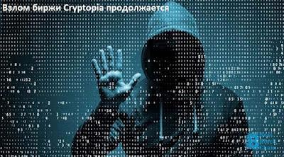 Взлом биржи Cryptopia продолжается
