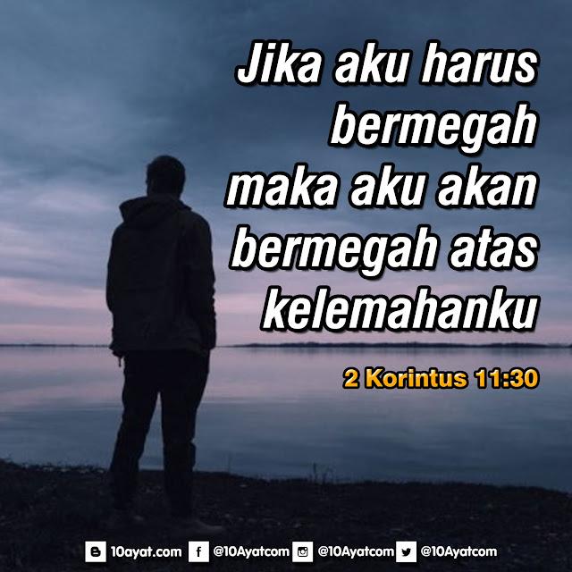 2 Korintus 11:30