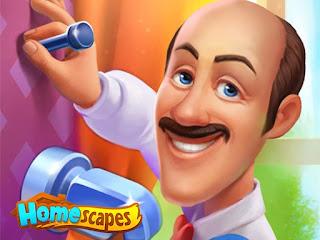 Jogo online grátis Homescapes Game HTML5