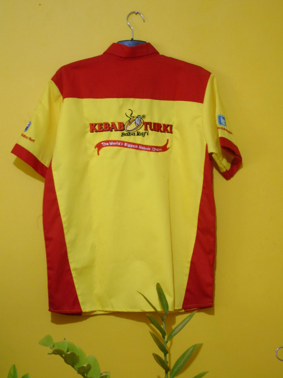 Garment Kemeja Rekomended Murung Raya Kalimantan Tengah