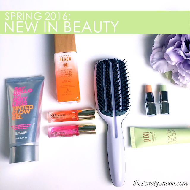 NEW SPRING BEAUTY RELEASES TO GET EXCITED ABOUT