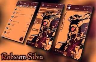 Guardião Galáxia Theme For YOWhatsApp & Fouad WhatsApp By Robsson