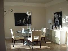 Small Dining Area Ideas