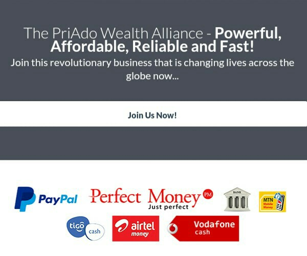 Join the life changing digital revolutionary business - PRAIDO WEALTH ALLIANCE