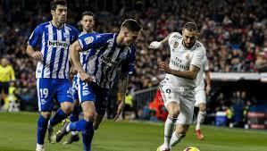 Ya tenemos el horario del Real Madrid-Alaves